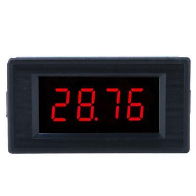 1PC 5135A DC5V High Accuracy DC Voltmeter 3 1/2 Digital Panel Meter with Red LED 5