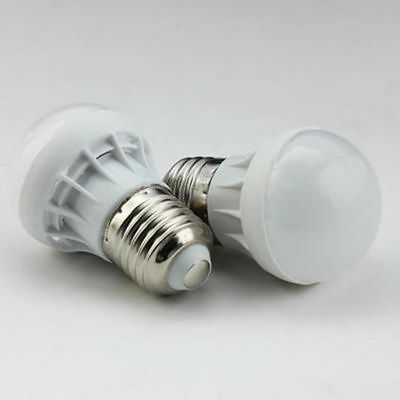 E27 LED 3-15W Light Bulb Rechargeable Lamps 10