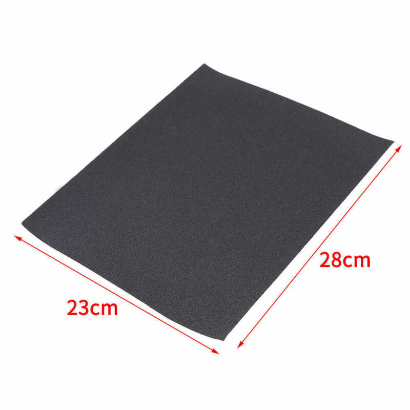 Wet and Dry Sandpaper Any Grit 800-7000 High Quality Sanding Paper Abrasive Tool 4