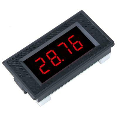 1PC 5135A DC5V High Accuracy DC Voltmeter 3 1/2 Digital Panel Meter with Red LED 6