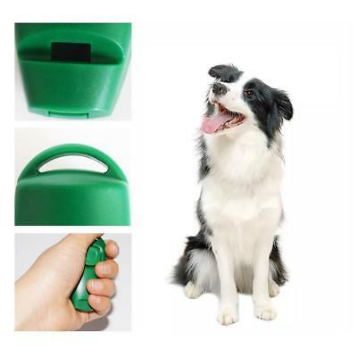 Pet Dog 2 in 1 Clicker and Whistle Obedience Agility Puppy Behaviour Training 6