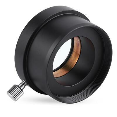 """2"""" to 1.25"""" Telescope Eyepiece Adapter for 2"""" Telescope Photography Kit Black SP 6"""