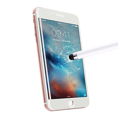 3D Full Coverage Tempered Glass Screen Protector Cover For iPhone 6 6S 7 + Plus 6