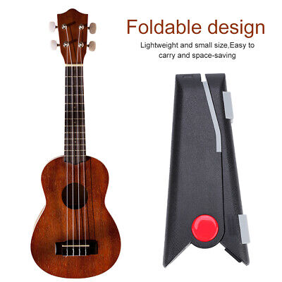 3/5 Way Multi Guitar Rack Padded Holder Ukulele Stand Electric Acoustic Bass 4