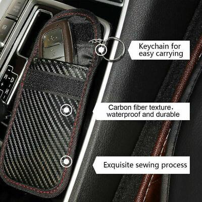 Car Key Signal Blocker Pouch Case FOB Fraday Bag RFID Security Blocking New UK 6