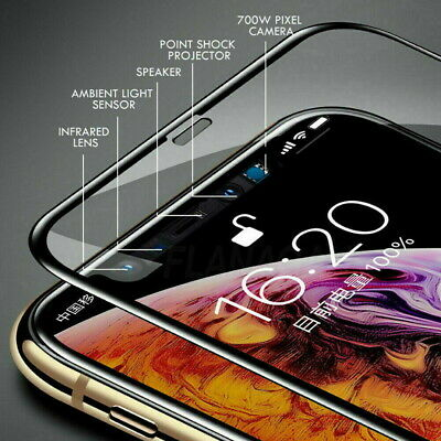 Screen Protector for New iPhone 11,11 PRO MAX Curved Full Cover Tempered Glass 2