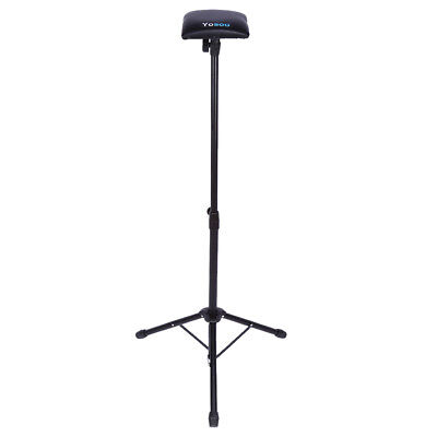 Adjustable Foldable Tattoo Tripod Stand For Arm Leg Rest Studio Chair Sponge Pad 9