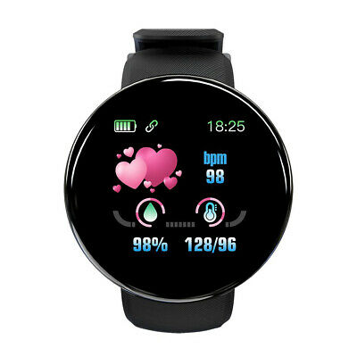 Smart Watch Fitness Sport Activity Tracker Heart Rate Monitor For Android iOS 8