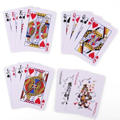 Playing Cards Poker Size Standard Index 12 Decks of Blackjack Euchre Table Game 6