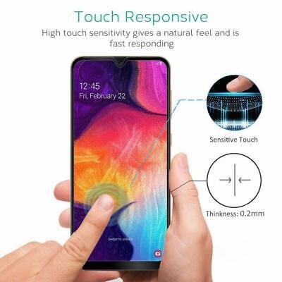 Samsung Galaxy A50 A20e A10e A70 A40 A30 A20 A10 Tempered Glass Screen Protector 5