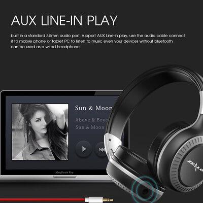 Bluetooth 4.1 Wireless Stereo Headphones Foldable Headset Super Bass Earphones