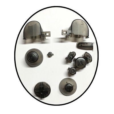 Complete Gamecube Controller Mod button set with Thumbsticks Replacement Parts 8