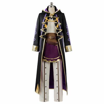 Fire Emblem Awakening Avatar Mai yunitto Robin Daraen Cosplay Costume Game 3DS