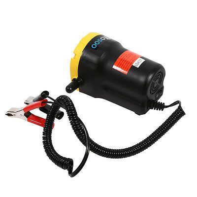 60W Diesel Engine Oil Extractor Pump for 12V motorcycles vans car quads Vehicles