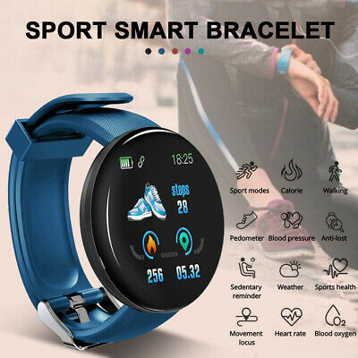 Smart Watch Fitness Sport Activity Tracker Heart Rate Monitor For Android iOS 2