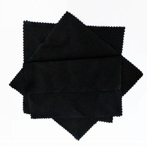 10x Microfiber Cleaning Cloths for Lens DSLR Glasses TV Computer Screen New 2