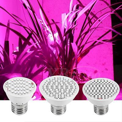 Full Spectrum 7/12/18/28/30/48/50/80W E27 LED Plants Growing Light Indoor Flower