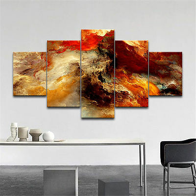 Large Canvas Huge Modern Home Wall Decor Art Oil Painting Picture Print No Frame 10
