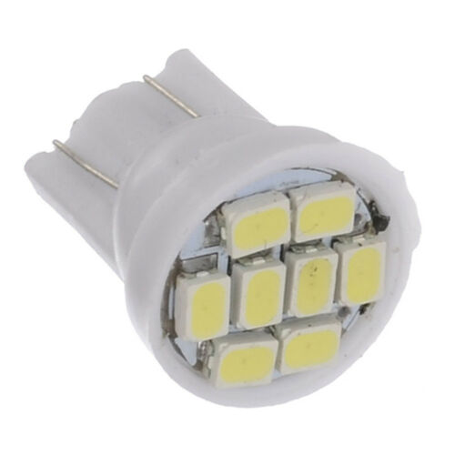 4X T10 1206 8SMD 12V Super White LED Lights Auto Car Truck Light Lamp Bulbs