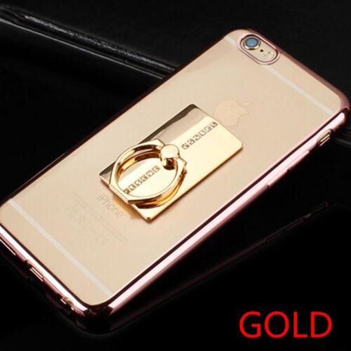 360 ° doigt grip anneau métallique reste titulaire des téléphones mobiles FR 4