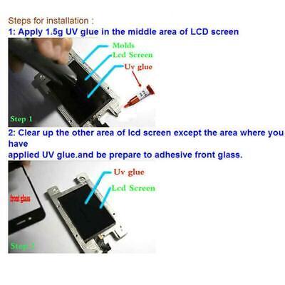 5pc 5ml UV Glue LOCA Liquid Optical Adhesive Phone LCD Screen Repair Tool TP2500 5