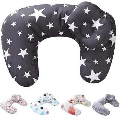 Mother Maternity Pregnancy Breastfeeding U Shaped Baby Feeding Nursing Pillow UK 2