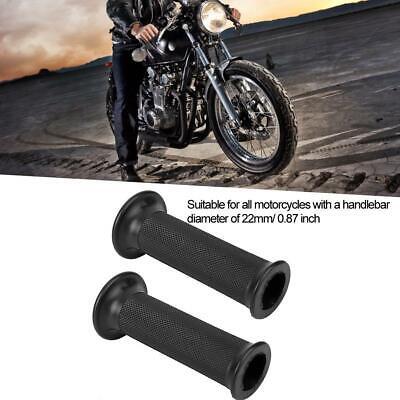 Impugnature per manubrio universale 22 mm/manopole moto manubrio in alluminio e gomma impugnatura motocross pitbike motorbike