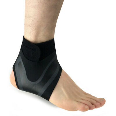 Elastic Ankle Foot Support Brace Sleeve Guard Football Basketball Protector Film 7