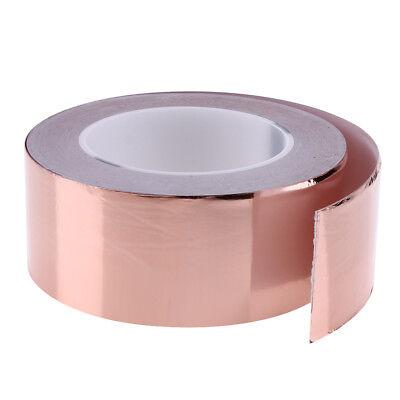 Copper Foil Shielding Tape Electric Guitar Bass 50mm x 2m Conductive Adhesive 7