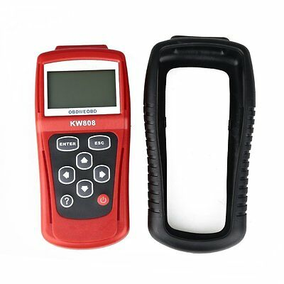 MaxiScan MS509 KW808 OBD2 OBDII EOBD Scanner Car Code Reader Tester Diagnostic 7