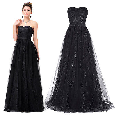 50% off limited guantity quite nice NEW MASQUERADE BALL Gown Prom Long Dress Bridesmaid Formal ...