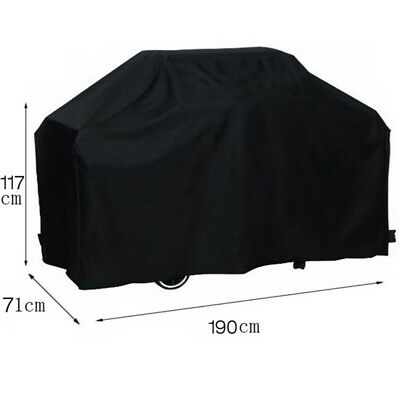 Xs-Xlarge Bbq Cover Heavy Duty Waterproof Rain Snow Barbeque Grill Protector Uk 12