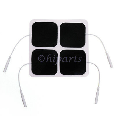 40 Replacement Tens Electrode Pads EMS for Units 7000 3000 2x2 Muscle Stimulator 5