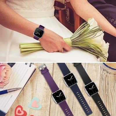 Fitbit Versa/Lite/Versa 2 Replacement Band Wristband Silicone Sports Watch Strap 10