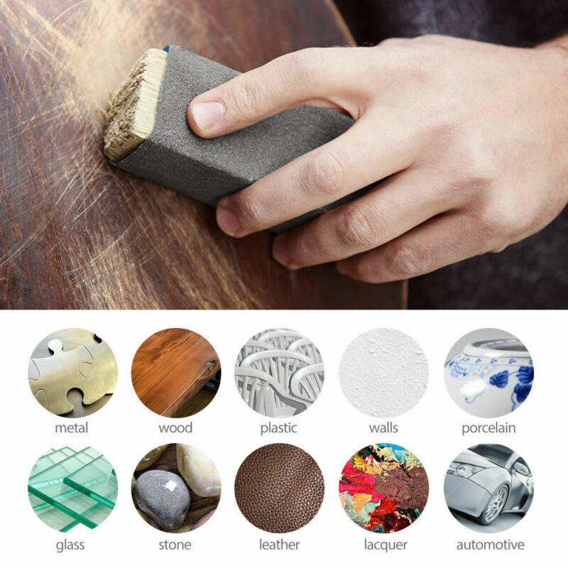 Wet and Dry Sandpaper Any Grit 800-7000 High Quality Sanding Paper Abrasive Tool 6