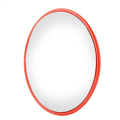 45cm/18'' Wide Angle Security Curved Convex Road Mirror Traffic Driveway Safety