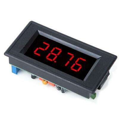 1PC 5135A DC5V High Accuracy DC Voltmeter 3 1/2 Digital Panel Meter with Red LED 7