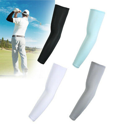 6 pcs Tattoo Cooling Arm Sleeves Cover Basketball Golf Sport UV Sun Protection 2