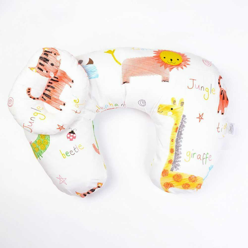 Breast Feeding Maternity Pregnancy Nursing Pillow Baby Support Deluxe New Best 12