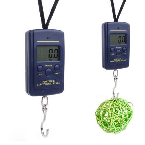 Hanging Scale 50Kg 5g Digital BackLight Luggage Fishing Pocket Weight Kg Lb SY