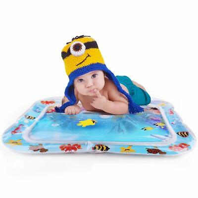 Tummy Fun Time Water Play Mat for Babies Infants Toddlers Stimulation Inflatable 3