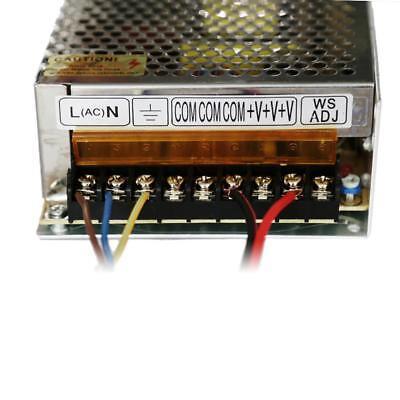 ieGeek DC 24V 5A Schaltnetzteil LED Strip Power Supply Schaltnetzteil Neu DHL