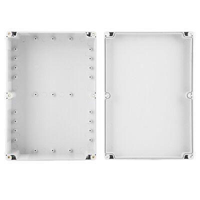 Waterproof Clear Electronic Project Box Enclosure Plastic Case Junction Box inm 4
