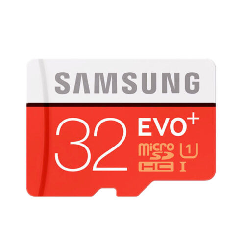 Micro SD Card SamSung Evo Plus 32GB 64GB 16G 128G Class 10 SDHC SDXC TF Memory 2