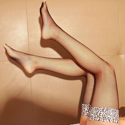 Halterlose Straps-Strümpfe Strapshalter stockings Nylons Overknee Strumpfhosen 2