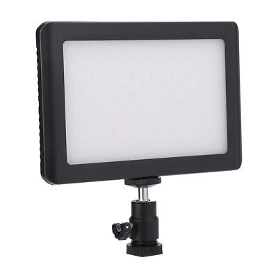 Pad 192 LED Video Light 3200-6000K for DSLR Camera DV Camcorder with Hot Shoe LS 7