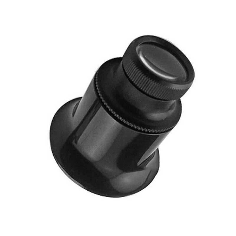20 fach stark Augenlupe Augenlupe Okular Juwelier Uhrmacherlupe SchwarzD-Gi Q7K5 9