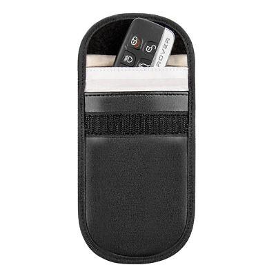 Car key Bag Car Fob Signal Blocker Faraday Bag Signal Blocking Bag Pouch 6