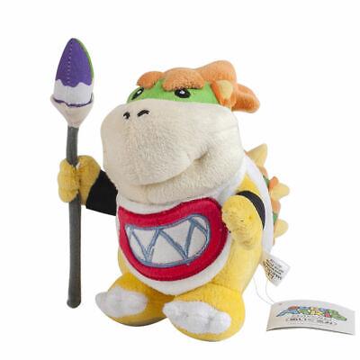 5~12'' Super Mario Bros. Plush Toys lot Magikoopa Kamek Waluigi Bowser Jr. Koopa 10
