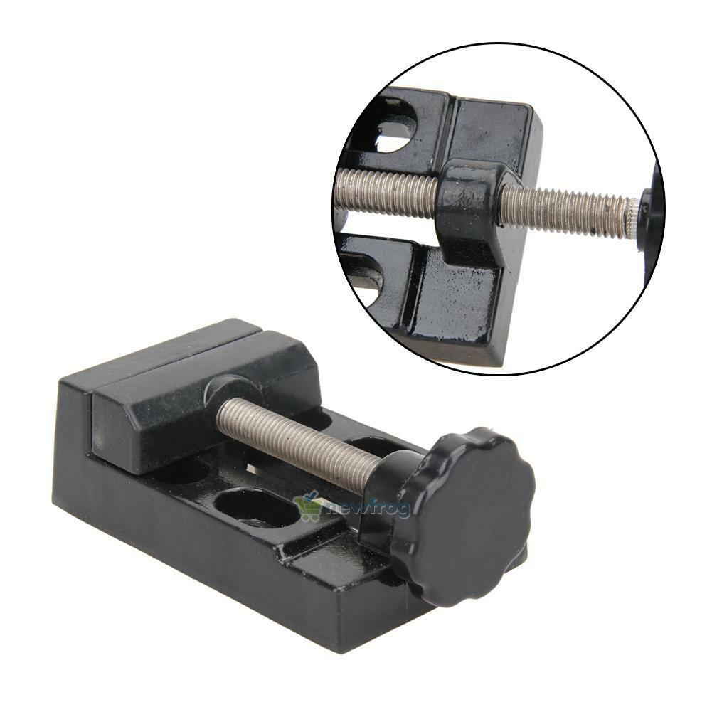 492 Mini Aluminum Alloy Table Vise Metal Clamp Locksmith Clip Diy Panavise Circuit Board Holder W Base 1 Of 9free Shipping Toys Parts
